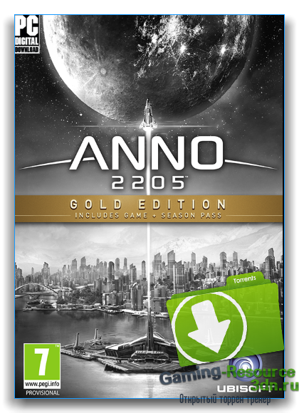 Anno 2205™ Gold Edition ( Ubisoft) {RUS|ENG} [Repack] от xatab