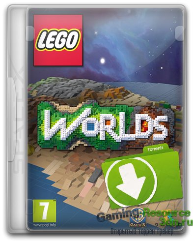 LEGO Worlds [Update 3] (2015) PC | RePack от SpaceX | Early Access