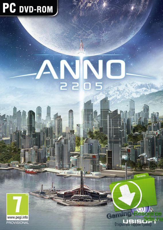 Anno 2205: Gold Edition (RUS/ENG/MULTI6) [Repack] от FitGirl