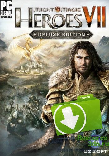 Герои меча и магии 7 / Might and Magic Heroes VII: Deluxe Edition [v 1.40] (2015) PC | RePack от xatab