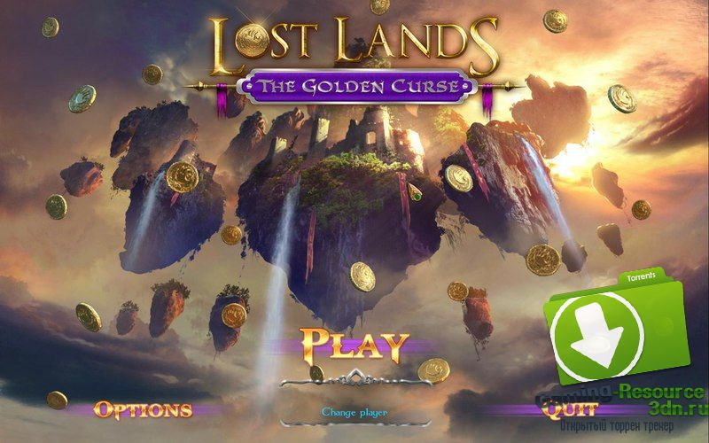 Lost Lands 3:The Golden Curse [Collector's Edition] [P] [ENG / ENG] (2015)