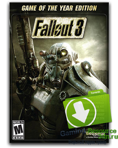 Fallout 3: Game of the Year Edition (2009) PC | Лицензия