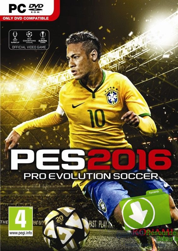 Pro Evolution Soccer 2016 Digital Exclusive Bundle [v 1.02.00] [RUS / ENG] (2015) | RePack от R.G. Freedom