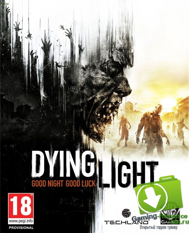Dying Light: Ultimate Edition [v 1.6.1 + 17 DLC] [RUS / ENG] (2015) | RePack от xatab