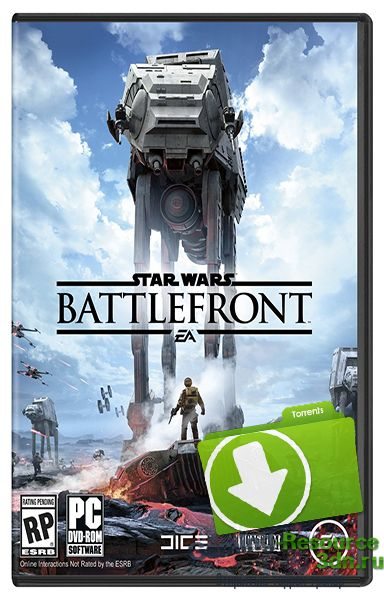 Star Wars: Battlefront ENG/RUS Лицензия