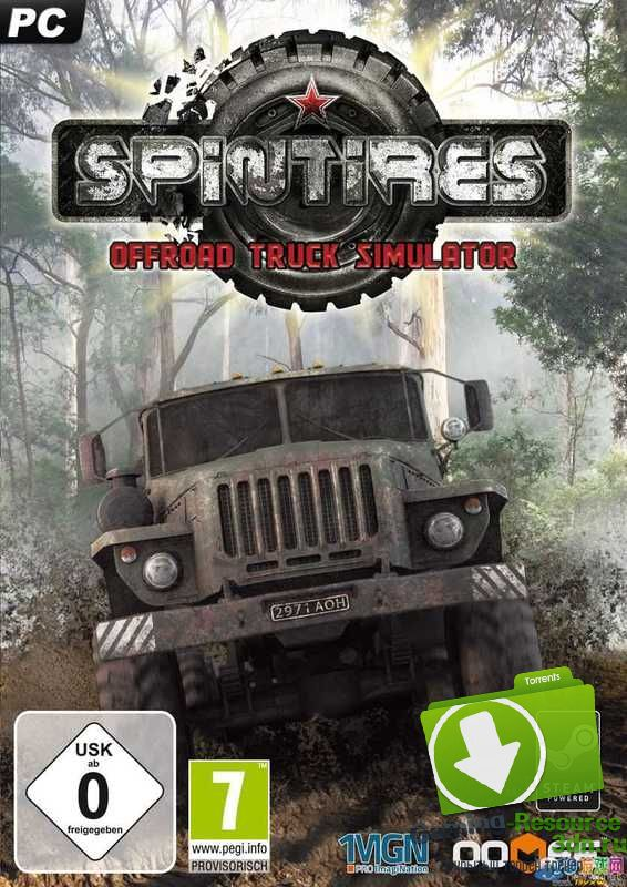 Spintires [Build 08.11.2015 (DEV091115)] [ENG / RUS] (2015)