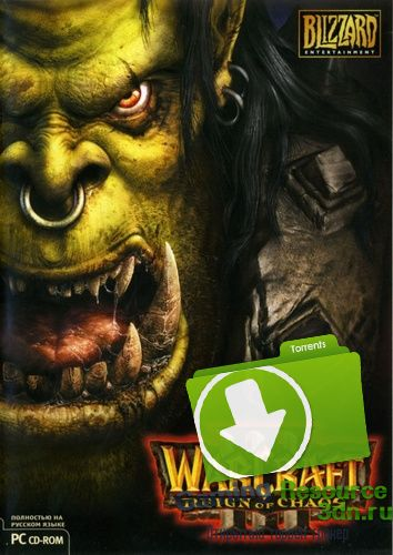 Warcraft 3 - Expansion Set (2002-2003) PC | Repack