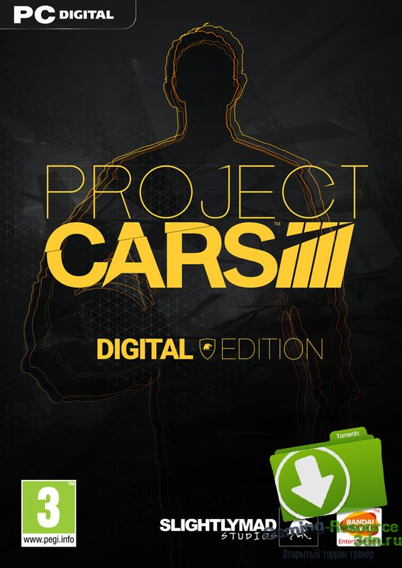 Project CARS: Digital Edition [Update 10 + 7 DLC (Все)] [RUS/ENG] [v 6.0] (2015) | RePack от xatab