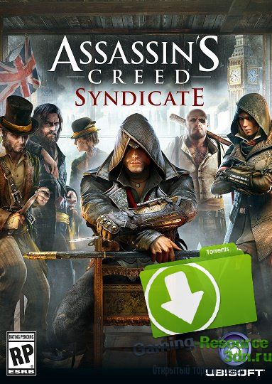 Assassin's Creed: Syndicate - Gold Edition (2015) PC | RePack от BlackJack