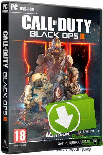 Call of Duty: Black Ops 3 [Update 2] (2015) PC | RePack от R.G. Games