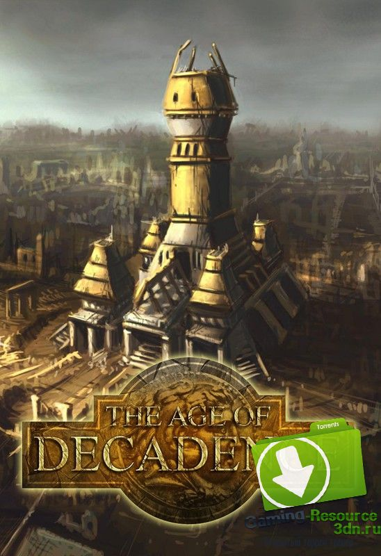 The Age of Decadence [Steam v 1.0.1.4 | GOG v 2.3.0.4] [RUS / ENG] (2015) | GOG