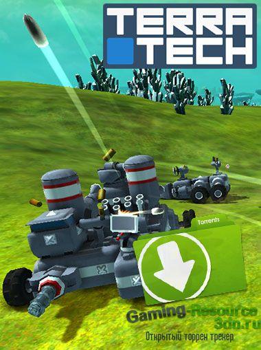 Скачать terratech новая версия игры через торрент.