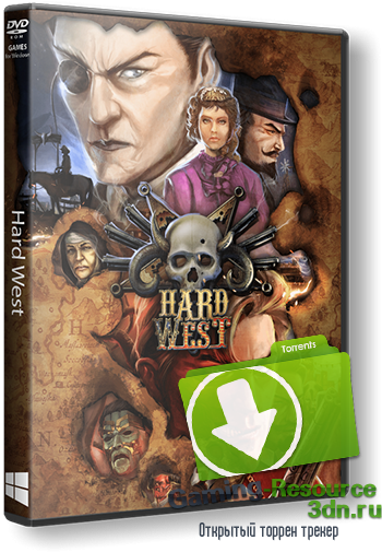Hard West (Gambitious Digital Entertainment) (RUS/ENG/MULTI5) [L] - CODEX