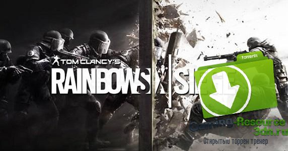 Tom Clancy's Rainbow Six Siege (Ubisoft) (Eng) [Preload Open beta]