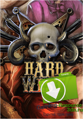 Hard West (Gambitious Digital Entertainment) (RUS/ENG/MULTi5) [Repack] от R.G. Catalyst