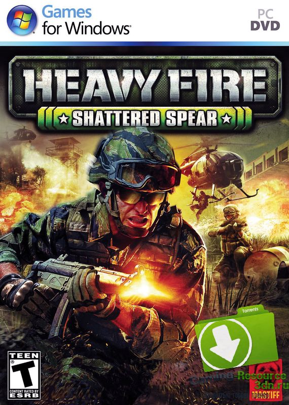 Heavy Fire: Shattered Spear (2013) PC | Repack от R.G. UPG