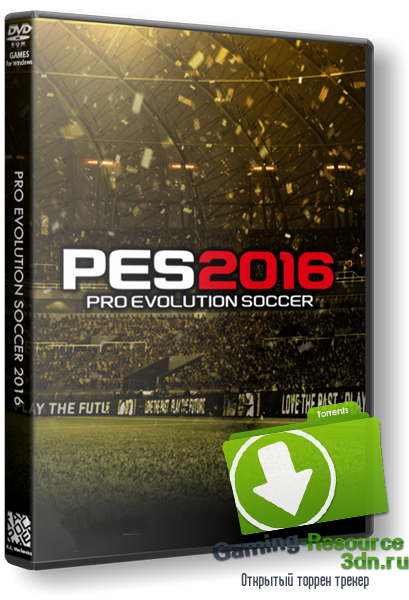 Pro Evolution Soccer 2016 (2015/RUS/ENG) Portable от punsh
