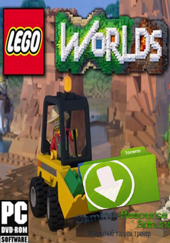 LEGO Worlds [Update 3 | Update 9] [RUS | Multi6] (2015)