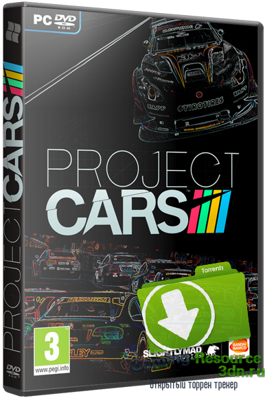 Project CARS [Update 12 + DLC's] (2015) PC | RePack от R.G. Catalyst