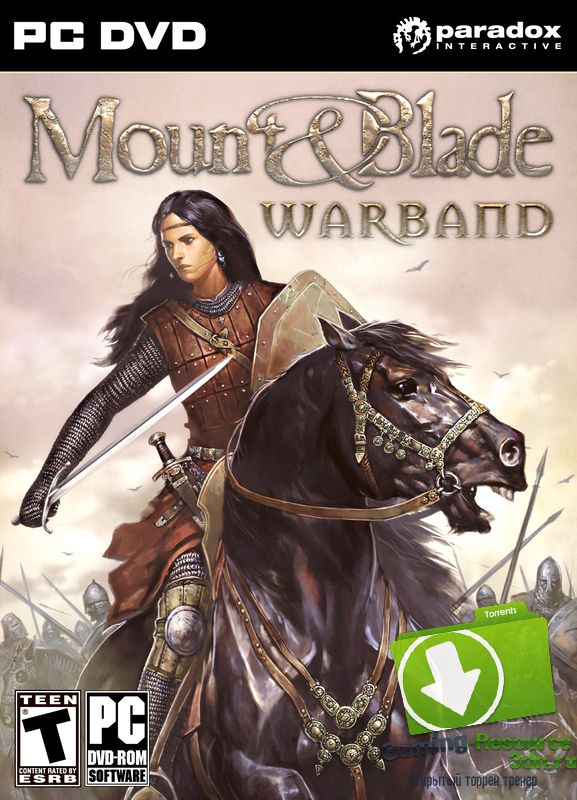 Mount & Blade: Warband - Viking Conquest Reforged Edition + Napoleonic Wars + Игра по сети [RUS / ENG] (2010) (v 1.168; 1.104; 2.012) | Repa