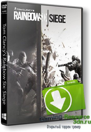 Tom Clancy's Rainbow Six: Siege (2015) PC | RePack