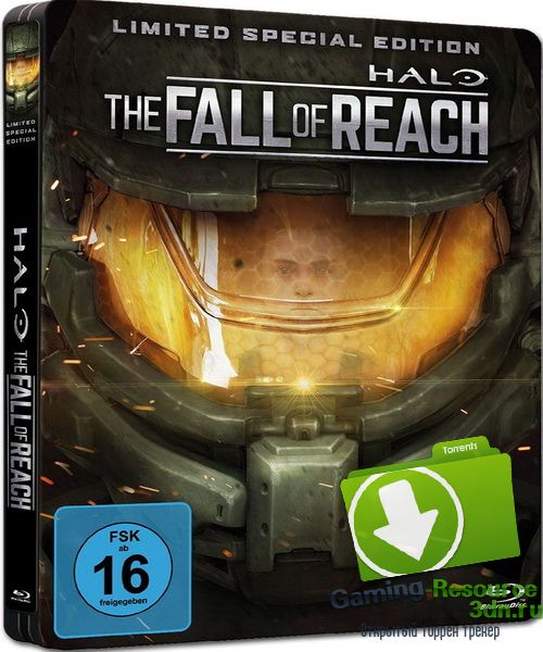 Halo: Падение Предела / Halo: The Fall of Reach (2015) HDRip