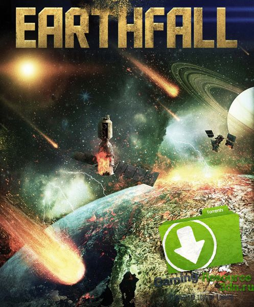 Орбита Апокалипсиса / Earthfall (2015) WEB-DL 720p