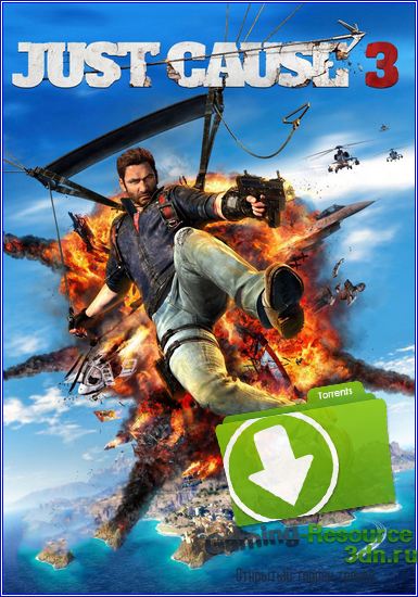Just Cause 3 XL Edition (Square Enix) (RUS|ENG|Multi7) [Steam-Rip] by Fisher {NOT CRACKED}