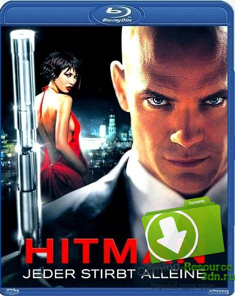 Хитмэн / Hitman (2007) BDRip 720p (60 fps)