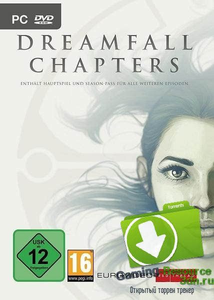 Dreamfall Chapters (Book 1-4) (v. 4.0.3) (Red Thread Games) (ENG / MULTI3) от RELOADED