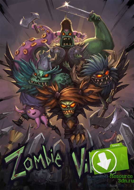 Zombie Vikings (Zoink Games) (RUS/ENG/Multi7) [L] - CODEX