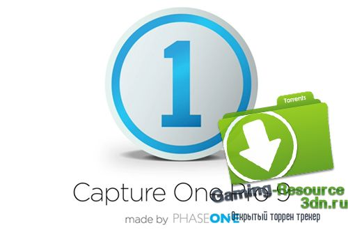 Phase One Capture One Pro 9.0 Build 263 (x64)