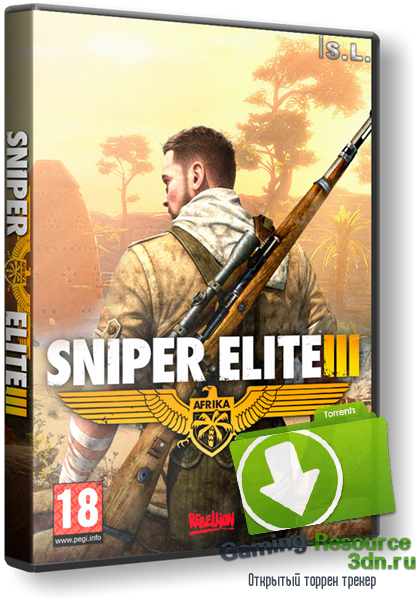 Sniper Elite 3 [v.1.14 + DLC] (2014) PC | Rip by SeregA-Lus