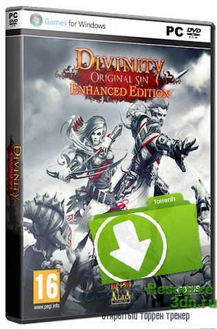 Divinity: Original Sin - Enhanced Edition [v 2.0.103.346] (2015) PC | Steam-Rip от Let'sРlay