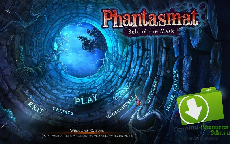 Phantasmat 5: Behind the Mask [Collector's Edition] [P] [ENG / ENG] (2015)