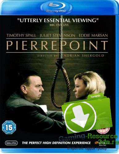 Последний палач / Pierrepoint: The Last Hangman (2005) HDRip