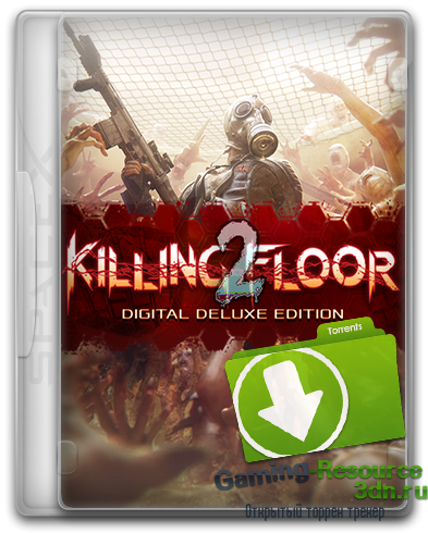 Killing Floor 2 [v1020] (2015) PC | Repack от [W.A.L]