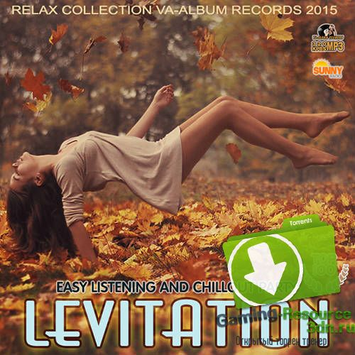 VA - Levitation: Easy Listening And Chillout Party (2015) MP3