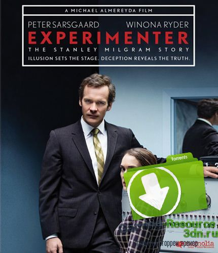 Экспериментатор / Experimenter (2015) WEB-DLRip