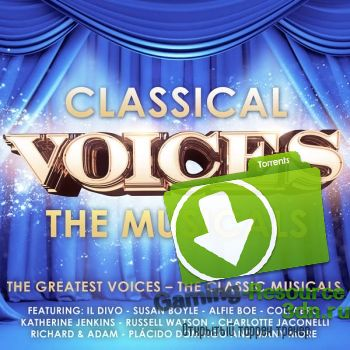 VA - Classical Voices: The Musicals [3CD] (2015) MP3