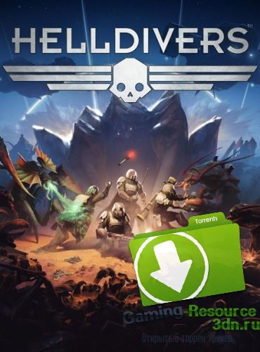 HELLDIVERS (RUS/ENG/Multi18) [Repack] от R.G. Catalyst