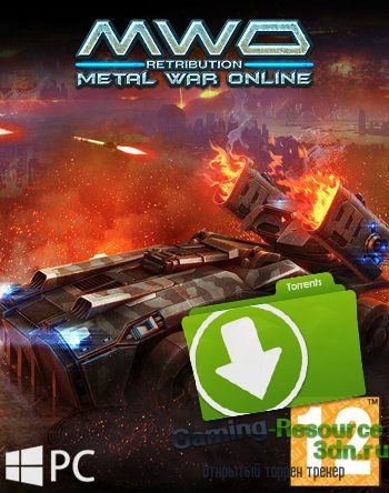 Metal War Online: Retribution [1.0.5.0.0.2064]