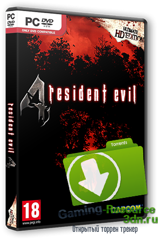 Resident Evil 4 Ultimate HD Edition [v 1.0.6] (2014) PC | RePack от SEYTER
