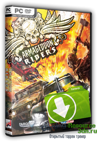 Armageddon Riders / Clutch (HeadUp Games / GFI) (Rus/Eng) [Lossless RePack] от R.G. Origami