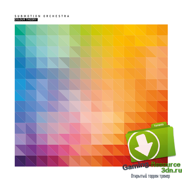 Submotion Orchestra - Colour Theory (2016) MP3