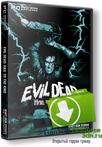 Evil Dead: Hail to the King (THQ) (ENG / RUS) [Repack] от R.G. Revenants