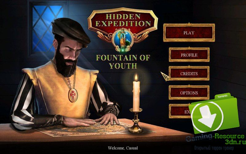 Hidden Expedition 10: The Fountain of Youth CE (2016) PC [ENG]