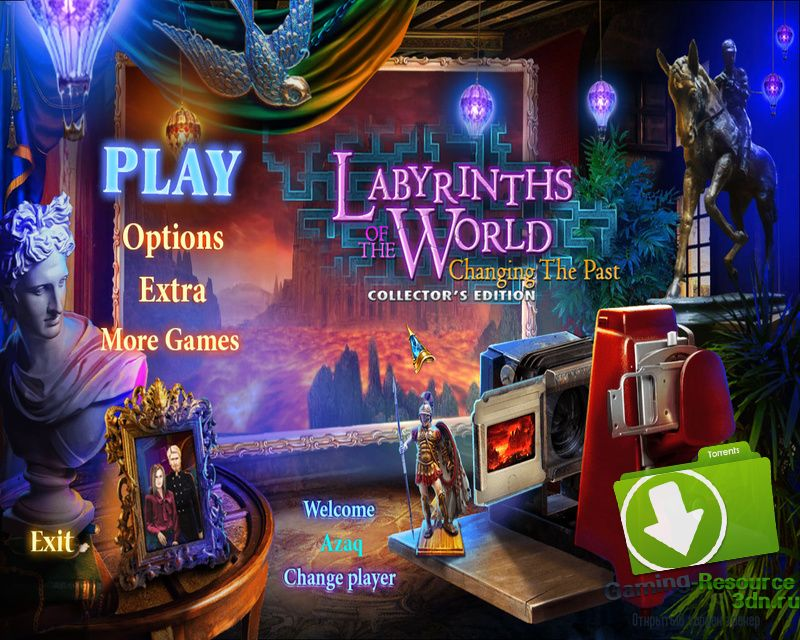 Labyrinths of the World 3: Changing the Past CE (2015)