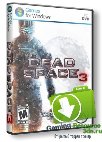 Dead Space 3: Limited Edition (2013) PC | RePack от SEYTER