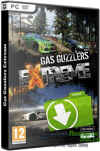 Gas Guzzlers Extreme [v 1.0.7 + 2 DLC] (2013) PC | Steam-Rip от Let'sРlay